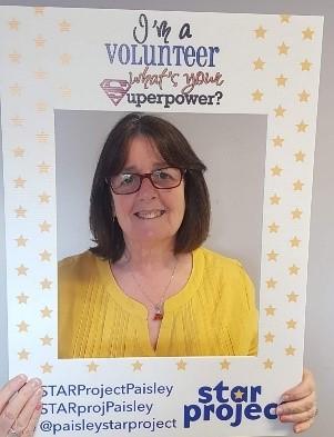 Sandra - Star Volunteer