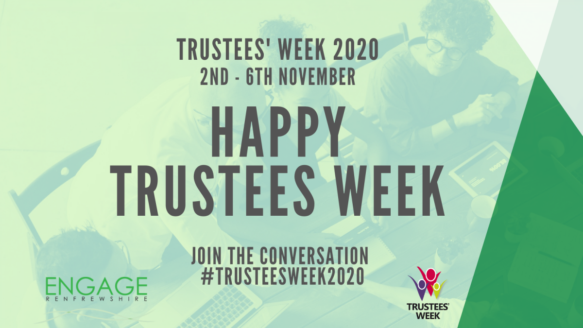 Trustees' Week 2020 - Trustee Insights