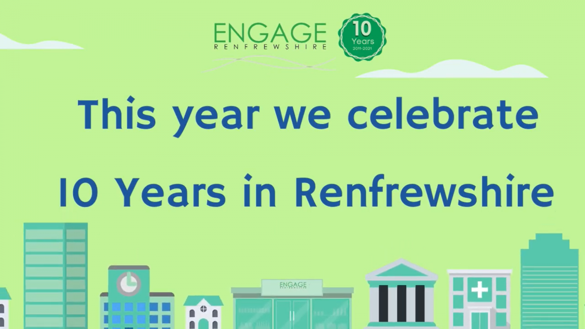 Engage's 10th AGM - Video Roundup