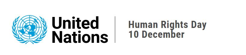 World Human Rights Day - Recover Better Stand up for Humanity - 10 December