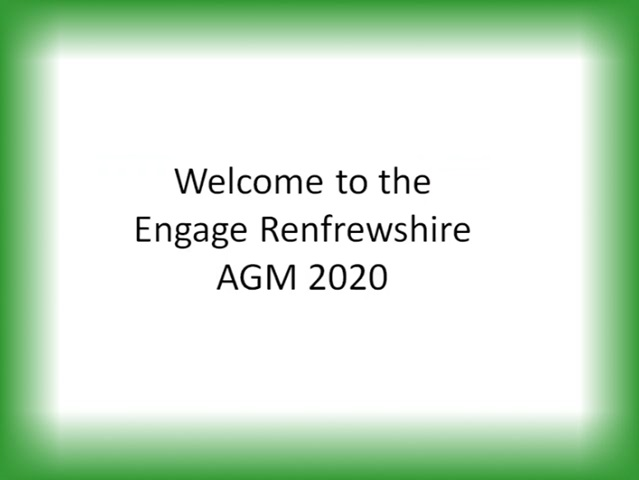Engage AGM - 30 September 2020