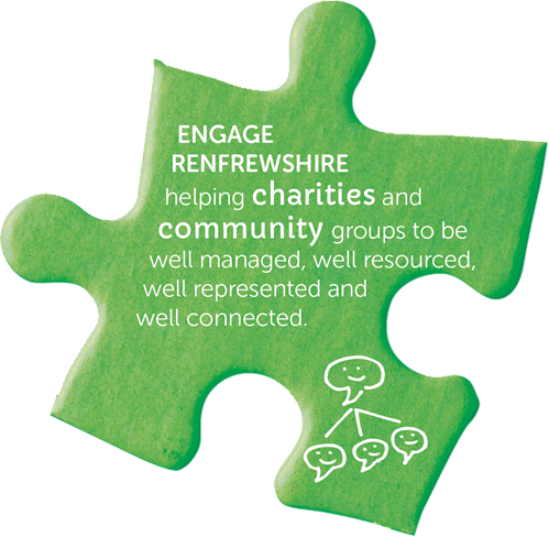 About Engage Renfrewshire