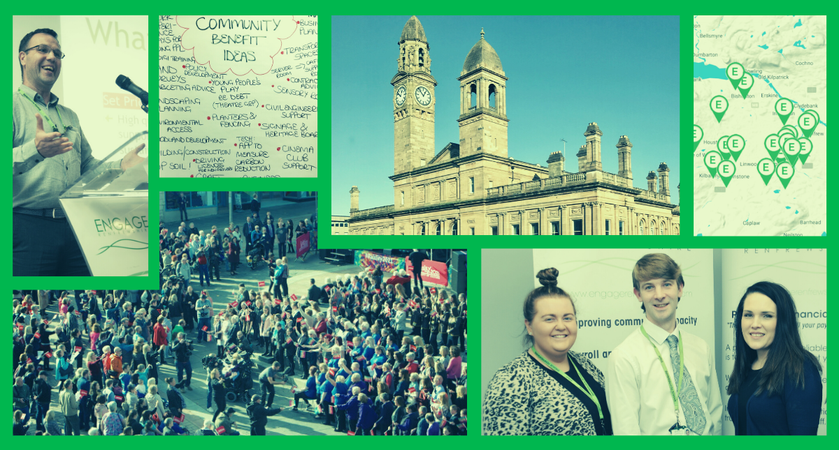 Community Development, SE & Engage - #EngageIs10 Staff Insight
